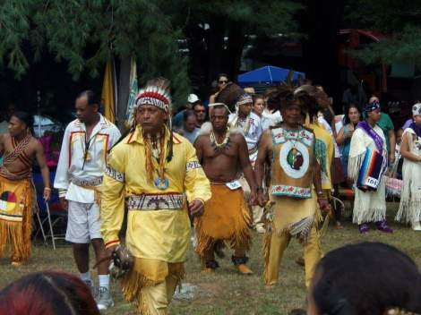 Indigenous Aboriginal American Men