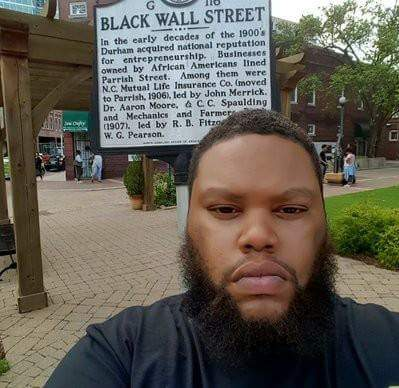 Dane Calloway_Durham_North Carolina_Black Wall Street_2017